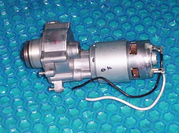 Black&Decker 18v  Battery operated circular saw Motor #90502036   stk#(2559)