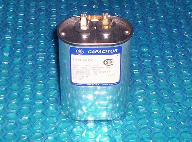 GE LIGHTING CAPACITOR Capacitor Z97F6622    stk#(2566)