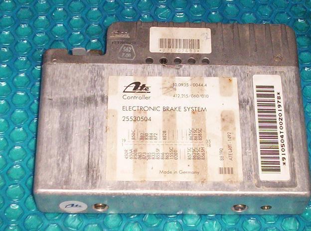 BUICK   Electronic Brake Controler  25530504              stk#(2621)