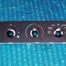 Ford Motorcraft F150 Climate Control Dash panel F4TH-19D838-AA  stk#(2657)