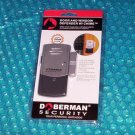 Doberman Security Door and Window Defender w/Chime  stk#(2661)