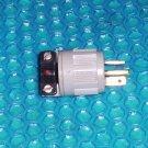 ARROW-HART (NEMA 6-20P) 250v,20A Plug stk#(2669)