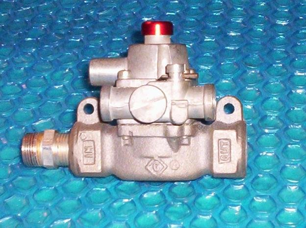 Glenwood Gas On Gas Stove Robertshaw Grayson Heater Valve