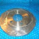Dura International BR5567 Rear Solid Disc Brake Rotor   stk#(3130)
