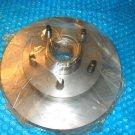 Dura International BR54058 Front Vented Disc Brake Rotor   stk#(3137)