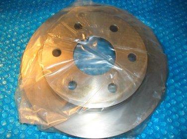 Dura International BR5568 Front Vented Disc Brake Rotor   stk#(3138)
