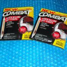 Combat 0.68-oz Large and Small Roach Killing Bait Strips 2 Packs stk#(3215)