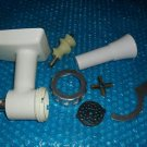 Sunbeam mix master meat grinder  attachment 94 -341   stk#(4038)