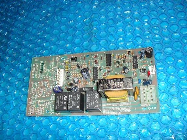 Allister Door Opener Control Board Model 100689 Stk 3223