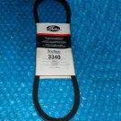 Gates truflex V-belt  3340     stk#(3231)