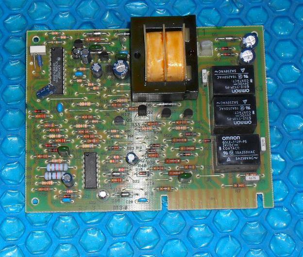 Challenger Garage Opener 9300 Control Board Stk 1132