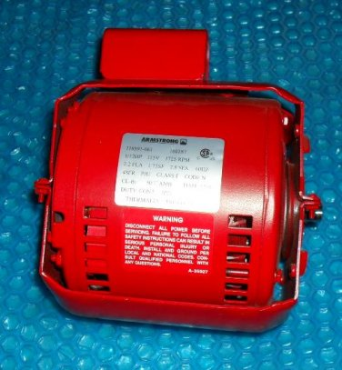 Armstrong 805316-010, Motor  1/12 H.P stk#(3227)