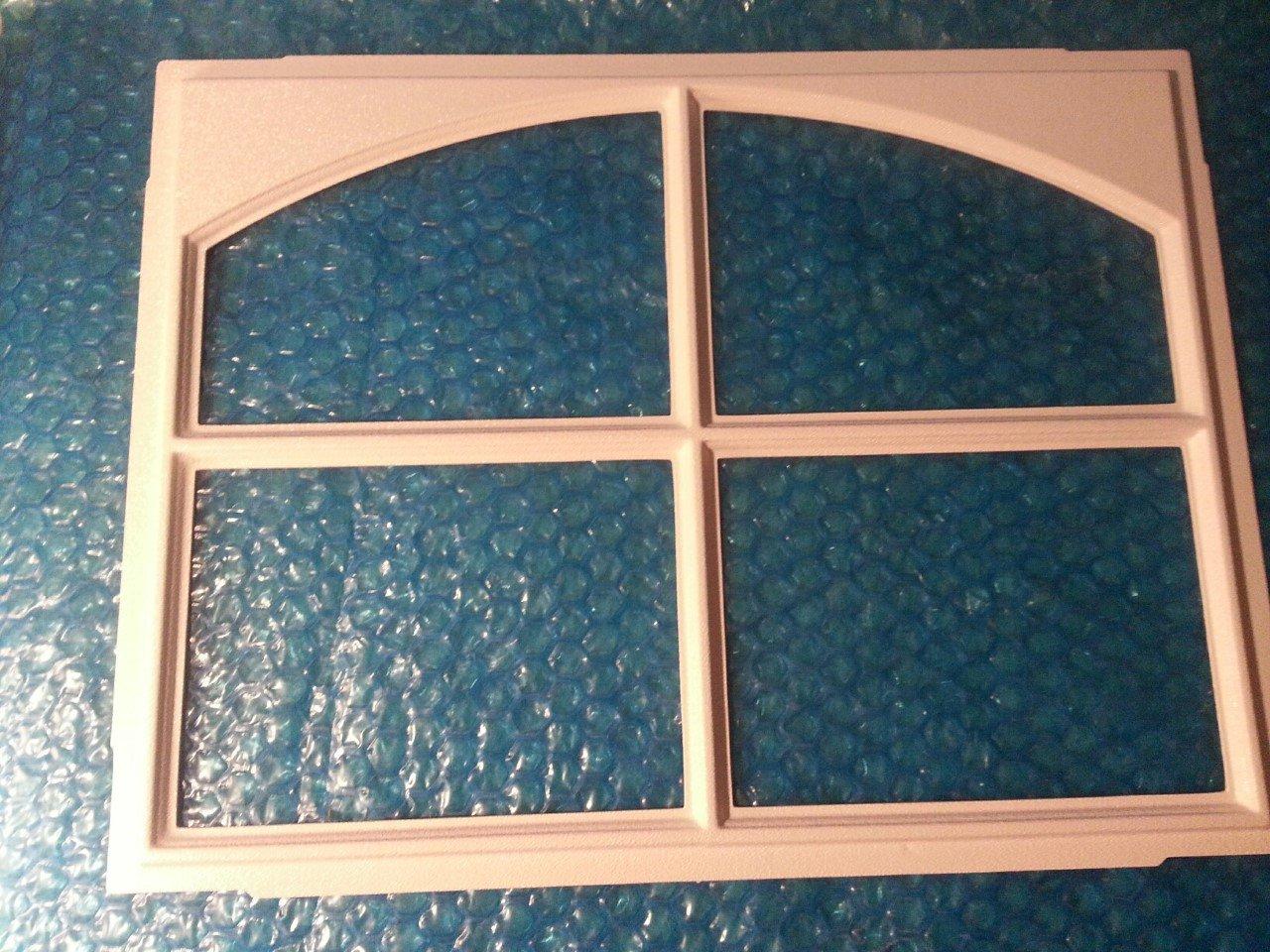 Garage Door Window Inserts Stockton Arch Design For 18 1