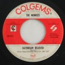 "45 Colgems Label-""Daydream Believer"" The Monkees 1967"