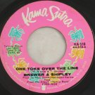 "Brewer & Shipley""One Toke Over the Line""Kama Sutra 45"