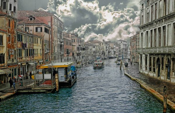 GRAND CANAL STORM
