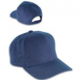 Blank Baseball Pro Style Hats - Ordered By Dozens Only