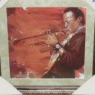 Jazz Musician Trumpet Player Picture Wall Decor
