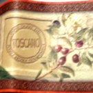 Tuscan Olives Olive Oil Wallpaper Border