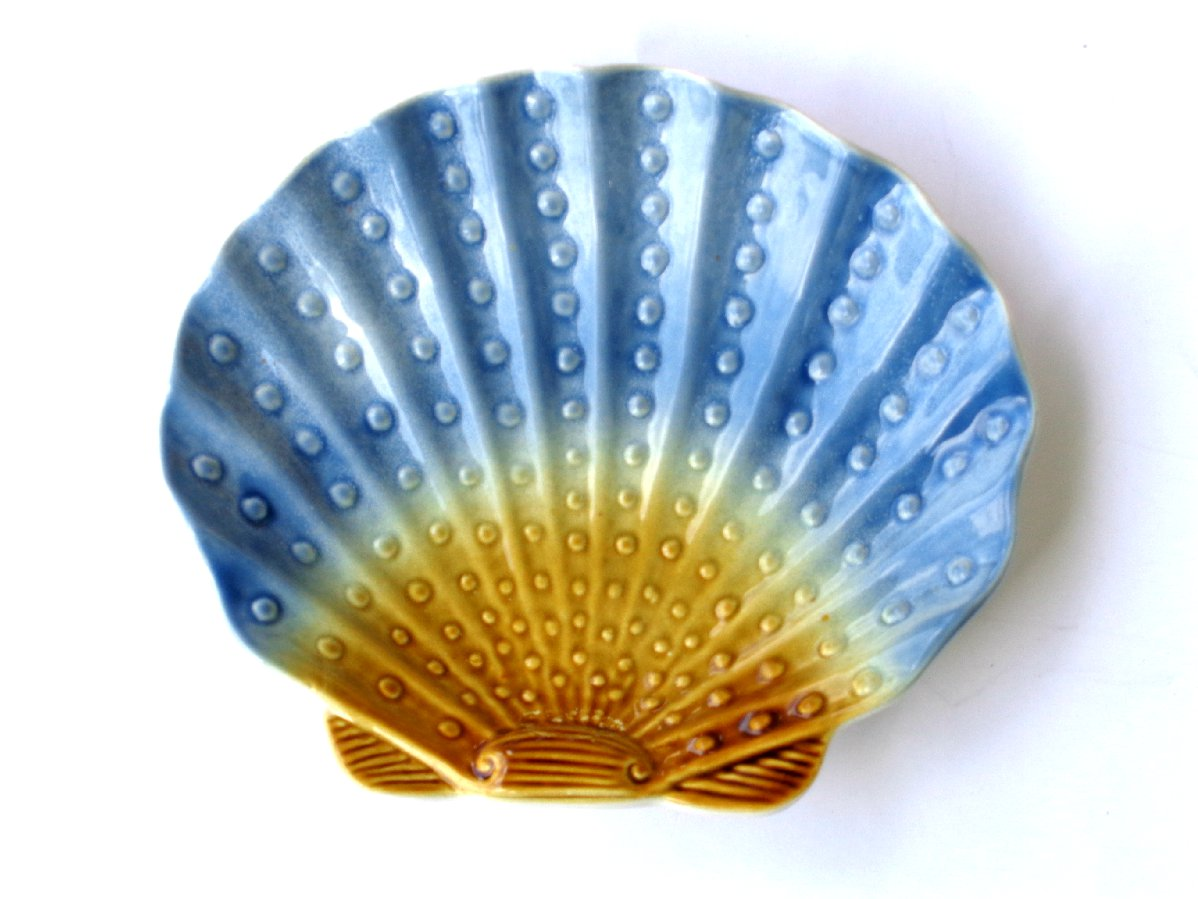 Seashell Soap Dish Beach Decor
