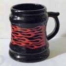 Black Harley Davidson Coffee Mug