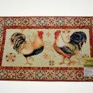 Mohawk Hen Rooster Comfort Kitchen Mat