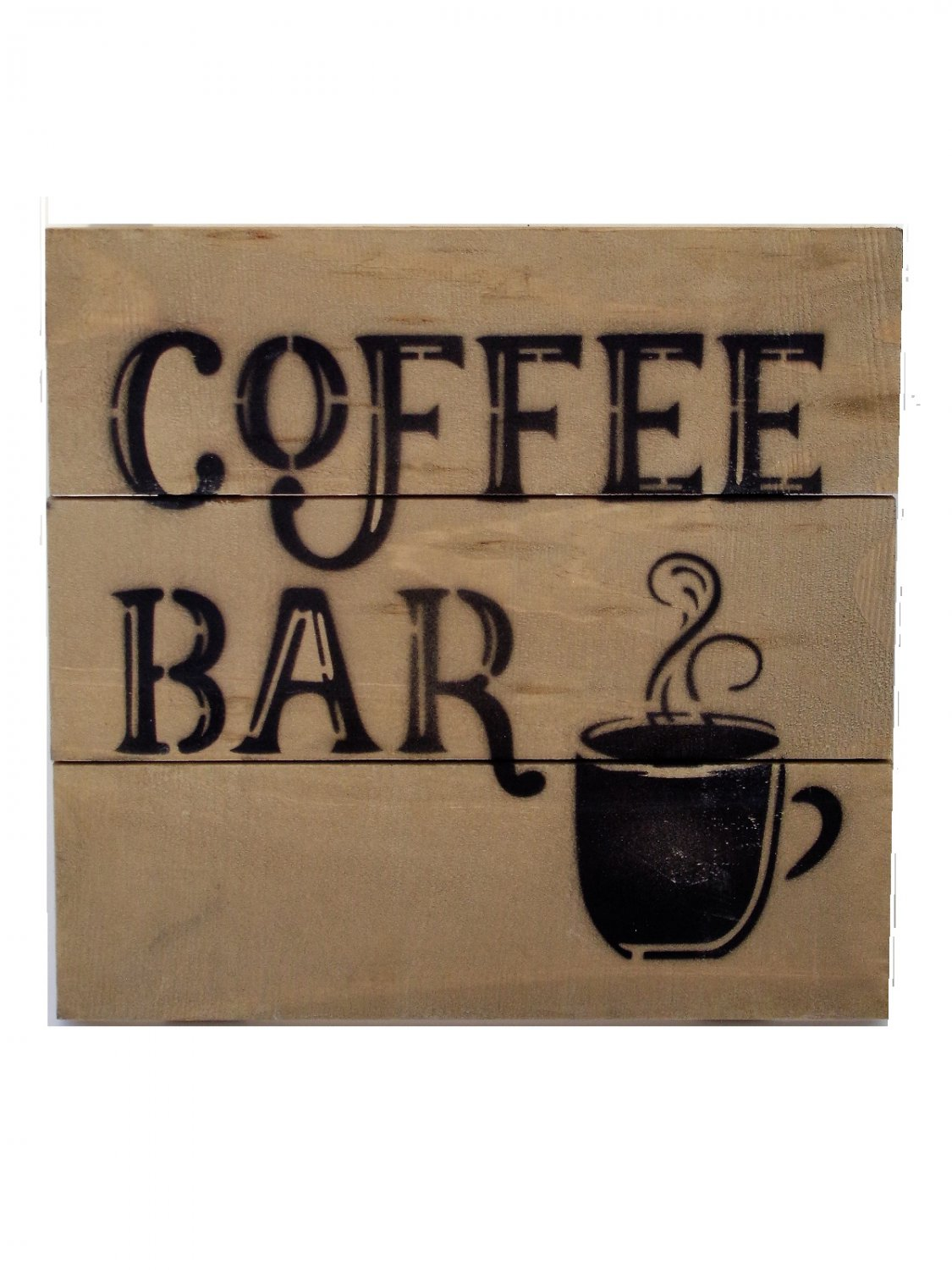 Coffee Themed Kitchen Wall Art
