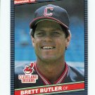 1986 Donruss Cleveland Indians Team Set-19 Cards