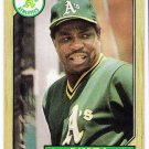 Lot of (64) 1987 Topps Dusty Baker Cards-Card #565