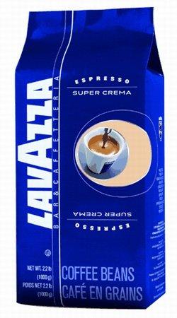 Lavazza Super Crema Whole Bean Espresso