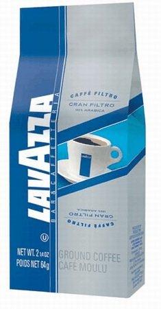 Lavazza Gran Filtro Dark Whole Bean