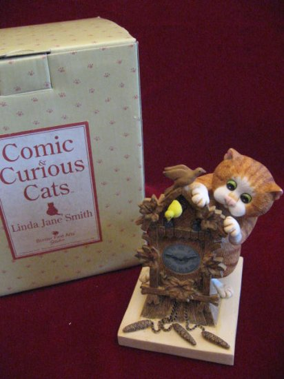 Comic and Curious Cats Going Cuckoo NEW