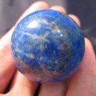 Blue Afghanistan Lapis Lazul Lazuli stone Crystal Ball A