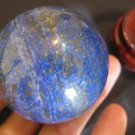 Lapis Lazul Lazuli Crystal Ball Mineral stone art A