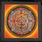 Small 24 K  Gold  Kalachakra Thangka Thanka Painting Nepal  Himalayan Art
