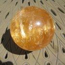 Huge Natural calcite quartz stone crystal  ball Mineral art carving A10
