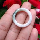 Natural Jadeite Jade ring Thailand jewelry stone mineral size  9.25 US  EB 082