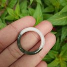 Natural Jadeite Jade ring Thailand jewelry stone mineral size  9.25 US  EB 072