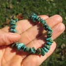 Natural Tibetan Turquoise Bead necklace Nepal Jewelry art A59