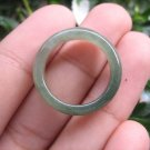 Natural Jadeite Jade ring Thailand jewelry stone mineral size  7.25 US  EB 108
