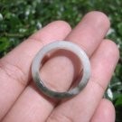 Natural Jadeite Jade ring Thailand jewelry stone mineral size  9.25 US   E 59114