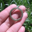 Natural Jadeite Jade ring Thailand jewelry stone mineral size  9.25 US   E 59108