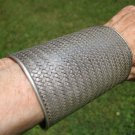 950 to 999 silver Karen Hill Tribe  Bangle Bracelet A7284