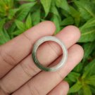 Natural Jadeite Jade ring Thailand jewelry stone mineral size  9.25 US  EB 078