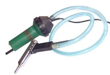 Hot Air Plastic Welder Vinyl Welding Tools 220-240v 1000w