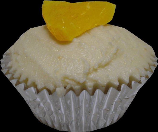 Dairy Free and Wheat Free Lemon Cupcakes