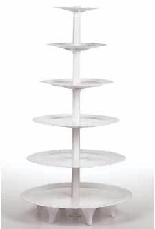 Cupcake Stand 6 teir