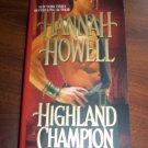 Highland Champion By Hannah Howell