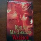 The Warrior By Kinley MacGregor
