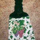 Grapes Hanging Kitchen Towel